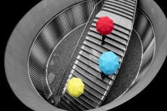 BPS CM-LING JYI CHAO-Go up the stairs-Taiwan, Province of China