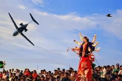 FIP HM Ribbon-Anuja Kumar Barua-Bisarjan-Bangladesh