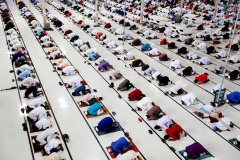 FIP HM Ribbon-Al Amin Leon-safety pray-Bangladesh