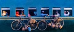 FIAP Bronze-khorshed Alam Sagor-train journey-Bangladesh